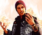 delsin rowe by bad8luck