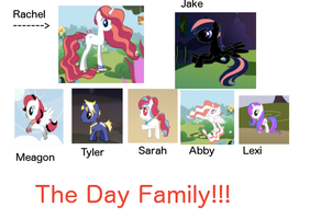 Day Family by MlpRpGal