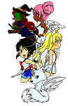 B-day Gift For Animequeen20012003 by DarkiceMistress