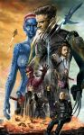 X-Men: Days of Future Past by billycsk