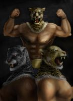 Kings of Tekken by CloudsDevourer