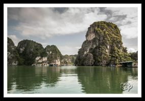 Ha Long Bay - Vietnam - Series: No 25 by SnapperRod