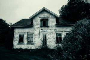 ..abandoned house... by Espen-Alexander