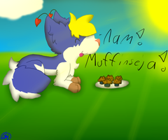Muffinsseja! For Muffingirl99 by SaraTheDog848