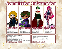 Commission Info by willow-wishes