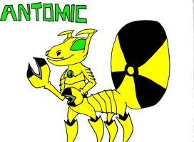 Antomic by Upchuck557