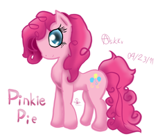 Pinkie Pie by Asikku