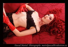 red glamour 2 by Yevdhora