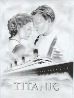 Titanic by D17rulez
