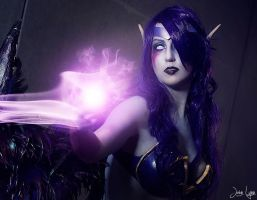 Morgana Cosplay: You too shall be Judged Crop by SNTP