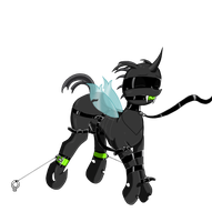 A Bound Changeling by Xaidon