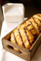 Coconut Chocolate Cookies by eyePhotograph