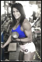 Sonya Barrera Fitness Beauty by zenx007