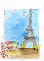 .city of love by immacola