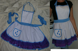 Pony Aprons!  Rarity by TianaTinuviel