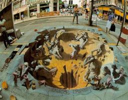street paintings 3 by superrockinmike