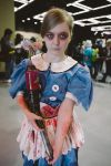 Little Sister - Emerald City Comic Con by StarChildCosplay