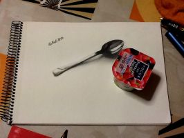 Practice Drawing 3D .1 by iSaBeL-MR