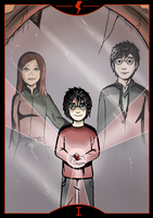 HP1: The Philosopher's Stone by Arabesque91