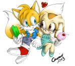 OTP Date: Tails and Cream by Ceramir