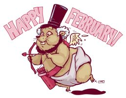 February by andrewchandler80