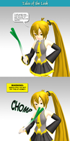 MMD Tales of the Leek by Trackdancer