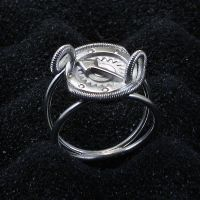 Steampunk Ring by harlewood