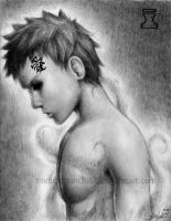 Gaara by friedChicken365