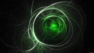 Abstract green by Michalius89