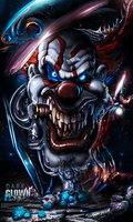 Dark Clown by Sarkham