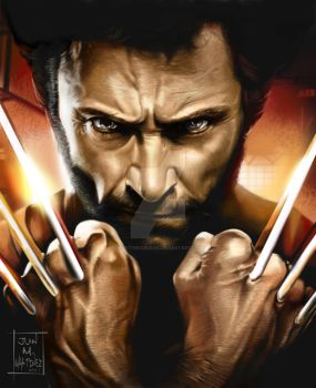 Wolverine 2 by martinezdezign
