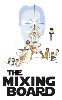 The Mixing Board by komiks