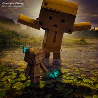 Danbo by HenriqueThenryLI