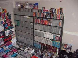 Old Game Collection Pics 03 by Shuey