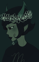 darling kanaya by xFireflowers