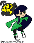 KND's Number 3 by SugarPhonics