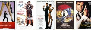 1980's James Bond Movies by ESPIOARTWORK-102