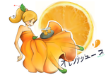 Orange Juice by Kayla96