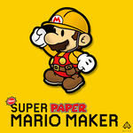 New Super Paper Mario Maker by Nelde