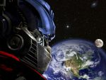 Optimus Protects by Wolverine080976