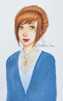 Kate Marsh - Life is Strange by RedStar-Sama