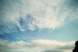 clouds by weryvall