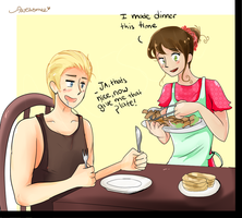 i seriously love your food by ninjaas