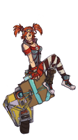 Gaige by JuneMarsch
