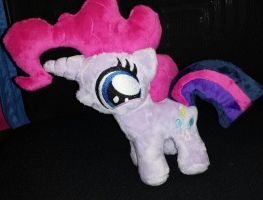 Pink Sparkle - Nightmare Night Contest Entry by RubioWolf