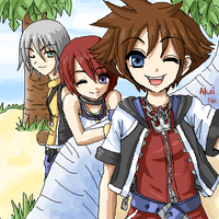 KH - Trio by Kippi