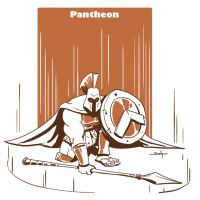 Pantheon by SachaLefebvre