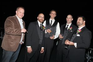 Smokers: Groomsmen Party by Mechis