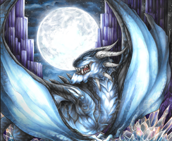 Glaciem Draco by Dylan-Virtue2Vice