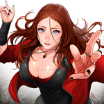Scarlet Witch 2015.05.04 by Alcoholrang